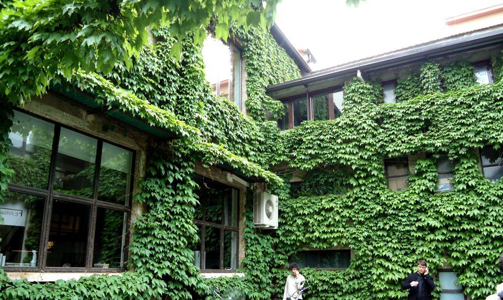 Scy Garden, Milão