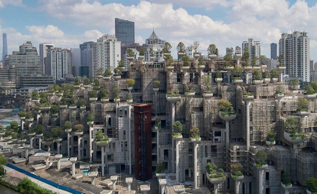 Thomas Heatherwick Suzhou Shanghai