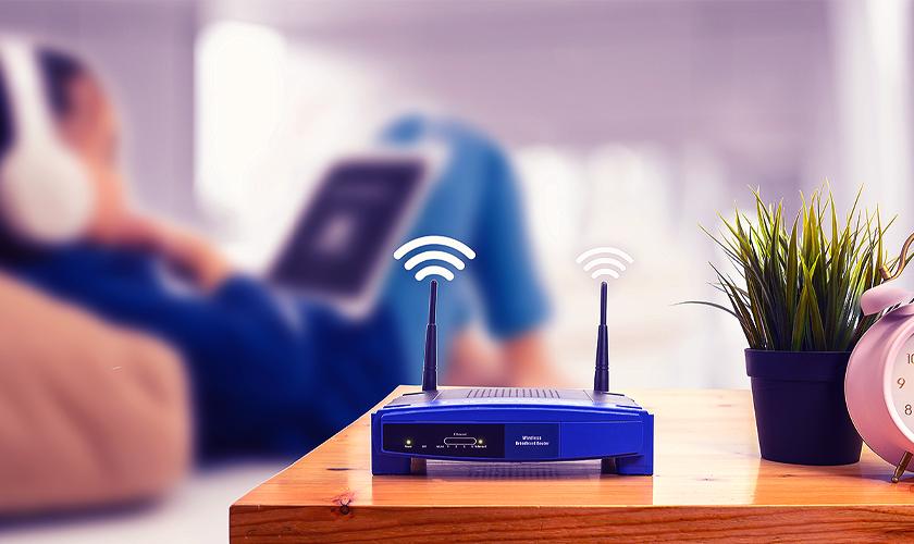 internet wi-fi imagem ilustrativa de roteador