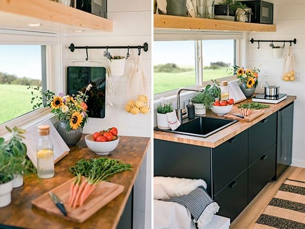 mini casa móvel sustentável da IKEA