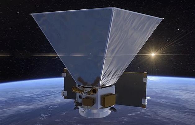 telescópio sobre a terra, imagem ilustrativa da próxima missão da NASA