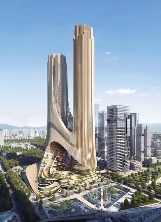 torre Shenzhen, na China
