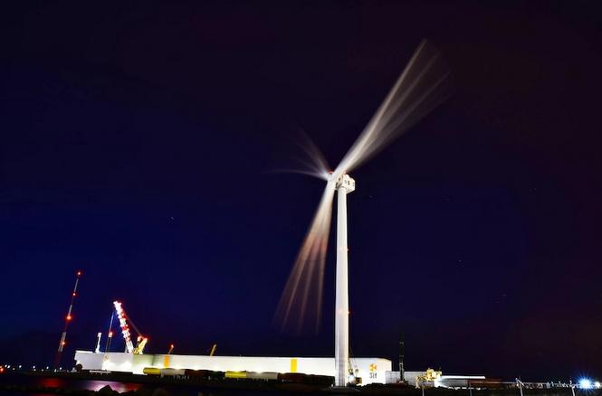 turbina eólica Haliade-X