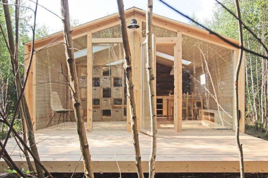 DublDom by BIO Architects é uma das casas que pode ser montada em um único dia