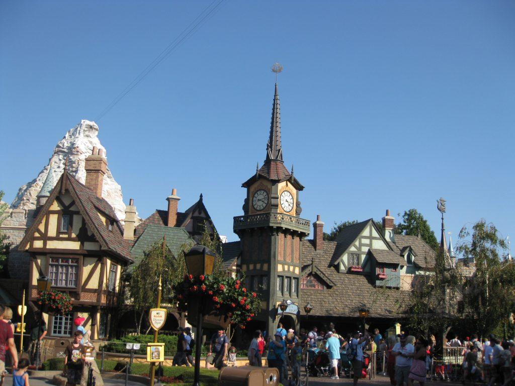 Fantasyland Disney
