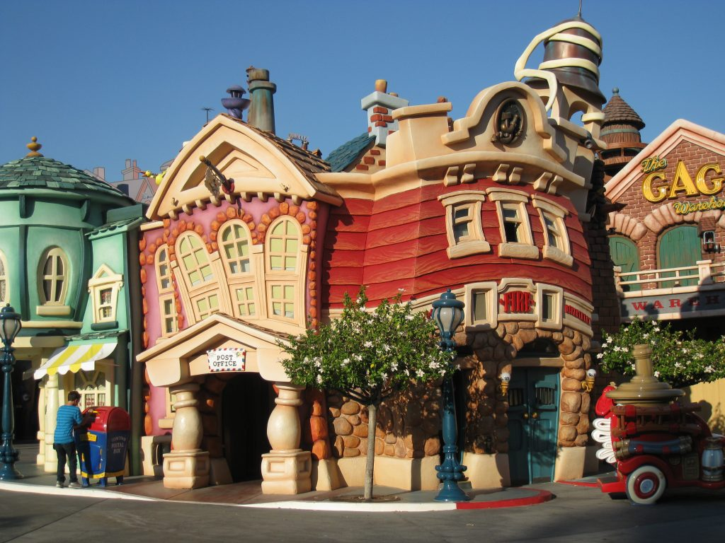 Mickey's Toontown Disney