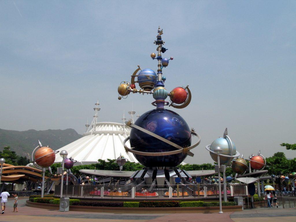 Tomorrowland Disney