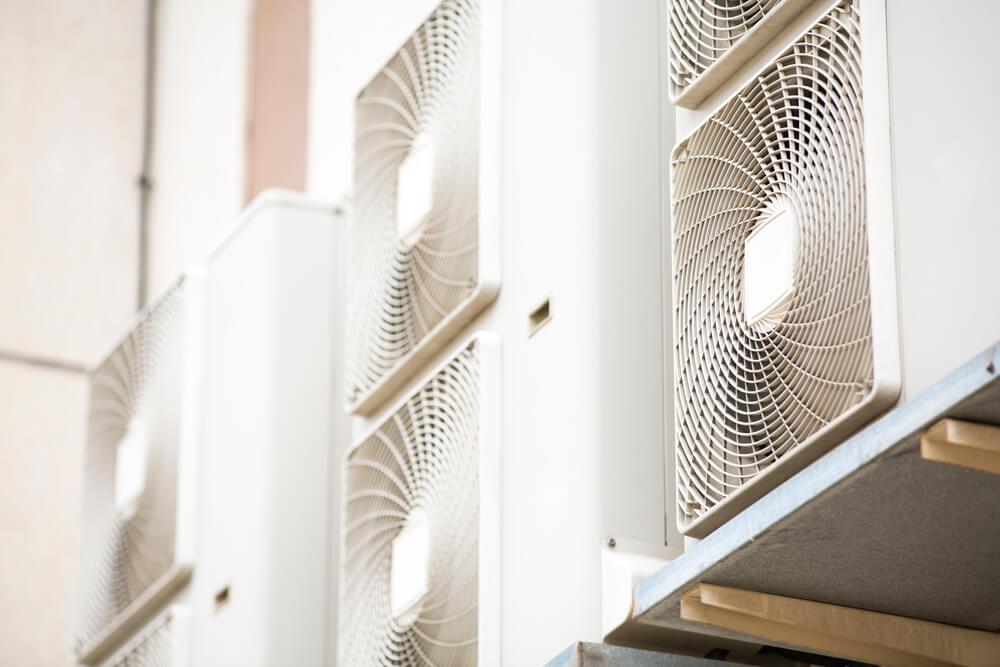 Exaustor de ar condicionado