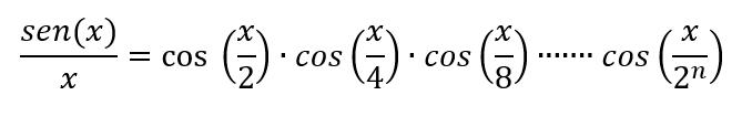 equação de seno de x