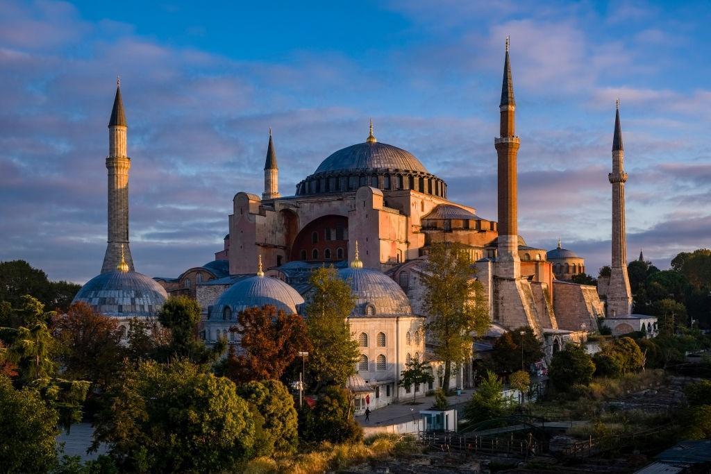 Basílica de Santa Sofia, Turquia