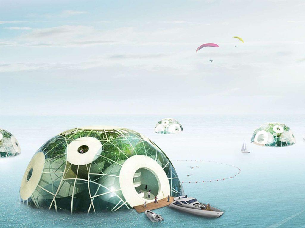 Bloom, Sitbon projeto para melhorar a qualidade do ar