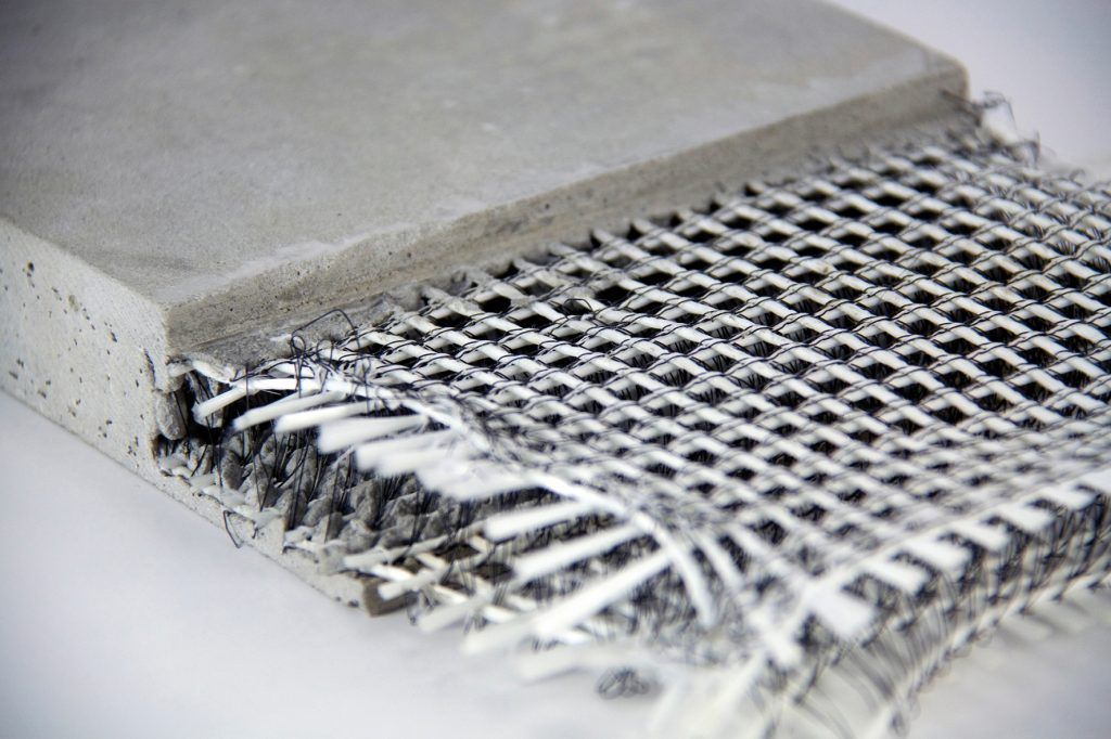 Concreto têxtil