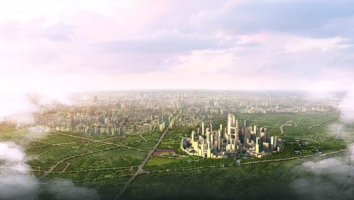 cidade sem carros projeto Great City