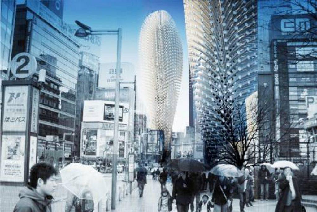 Hyper Filter Skyscraper para melhorar a qualidade do ar