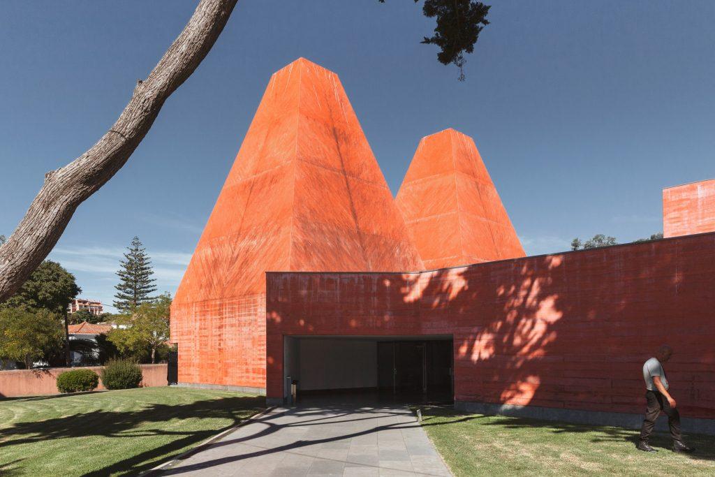 Museu Paula Rêgo em Cascais Prêmio Pritzker