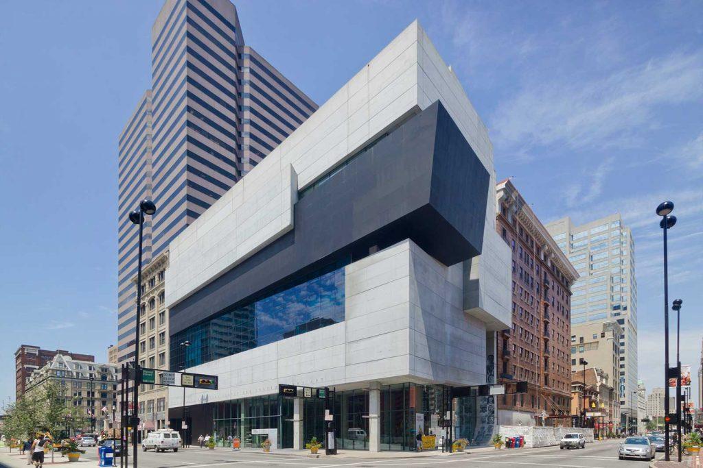 Prêmio Pritzker Rosenthal Center for Contemporary Art