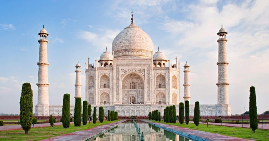 cemitérios Taj Mahal-monumentos fúnebres