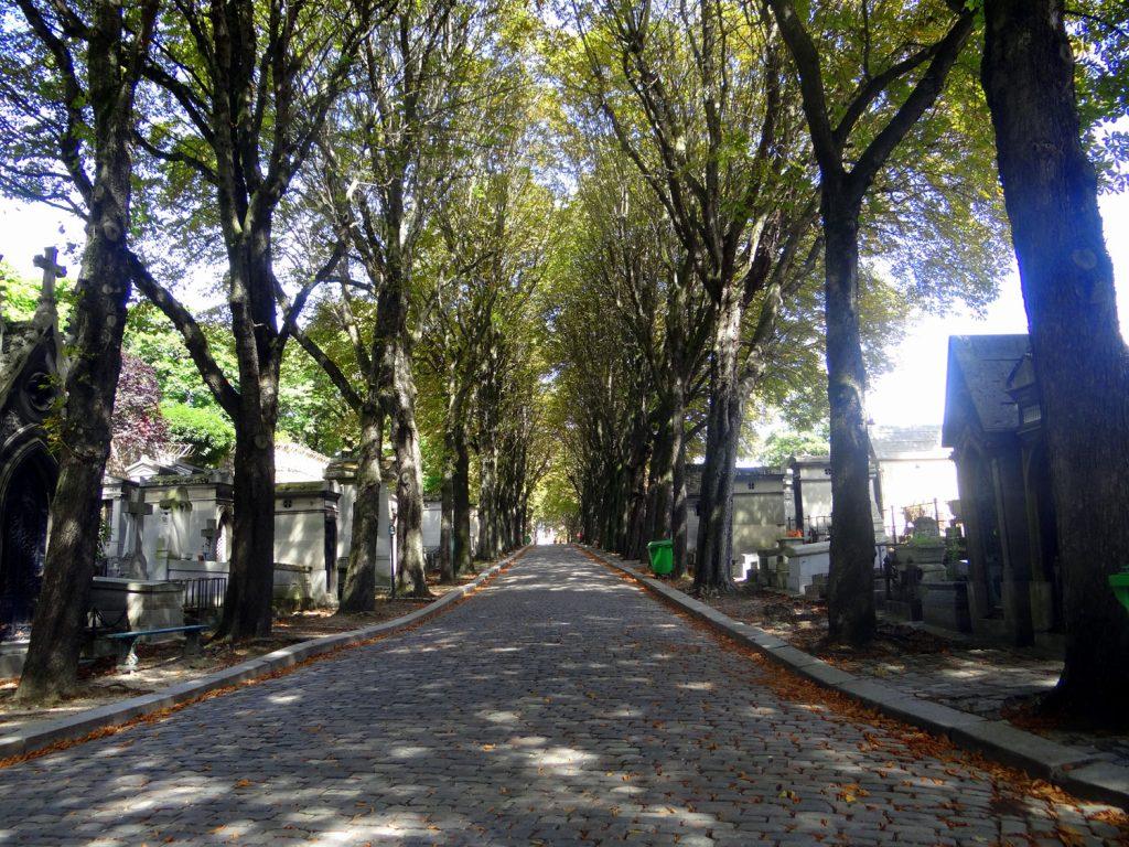cemitérios Paris