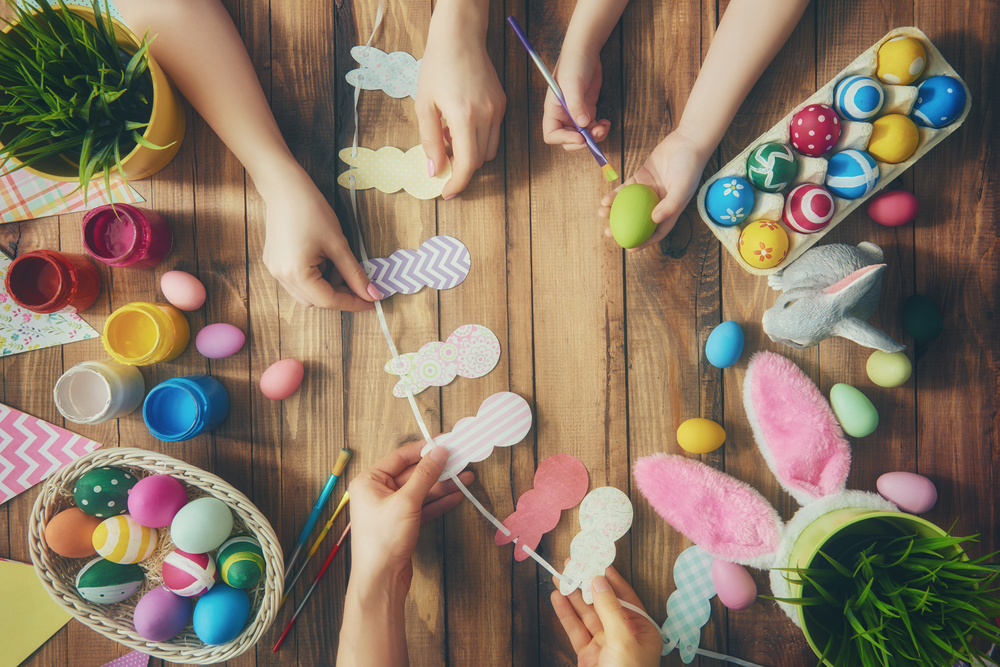 8 objetos de decoração para você fazer sozinho(a) na páscoa | Lista 360