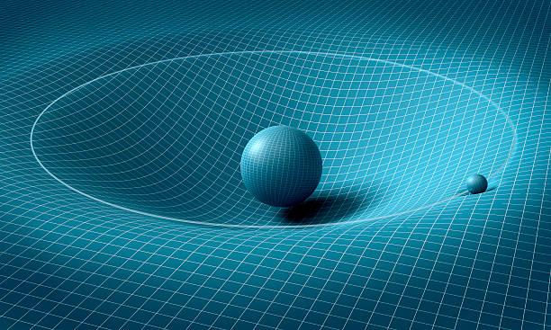 Distorção espaço tempo Teoria Geral da Relatividade
