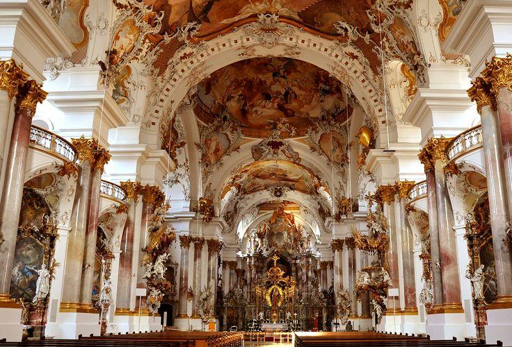 Interior estilo Rococó