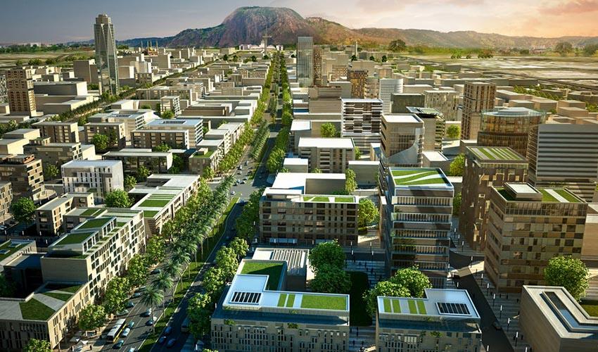 Projeto de Cidade Sustentável