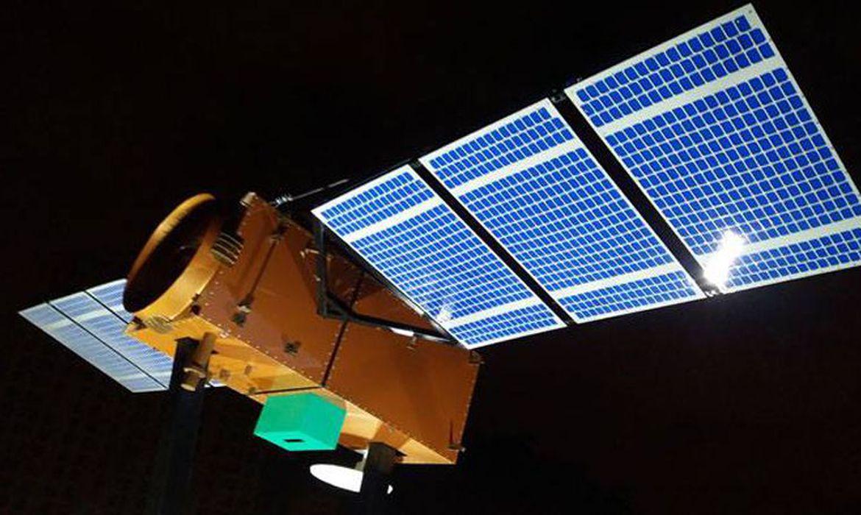 satélite amazonia 1