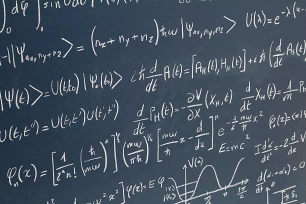 Os princípios da formulação quântica ilustrando teorias