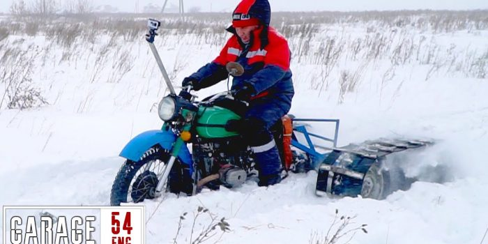 moto para neve