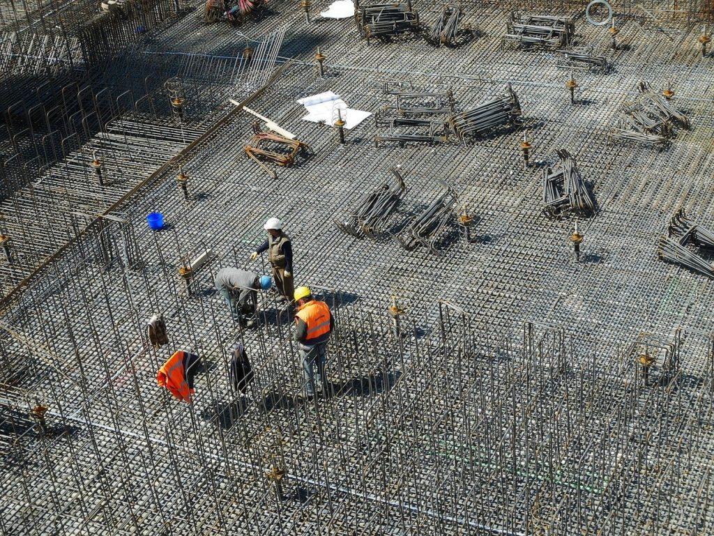 planejamento obras