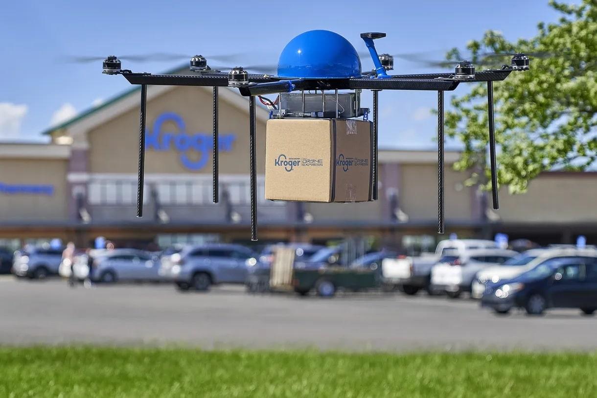 Delivery por drone