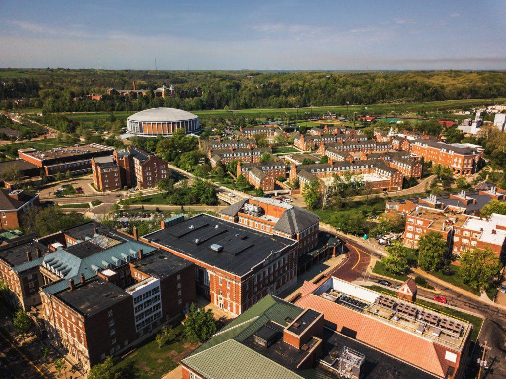 Ohio University, Ohio, Estados Unidos.