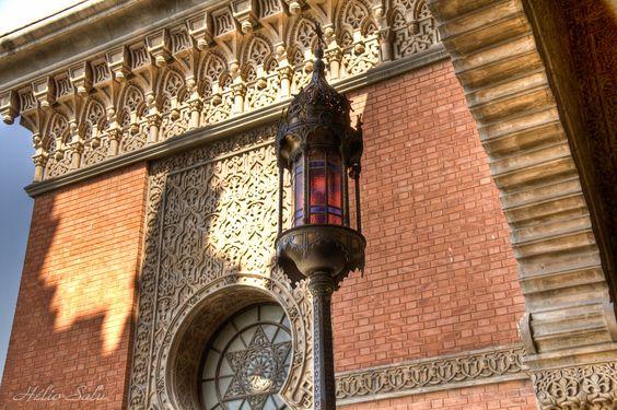 arquitetura mourisca