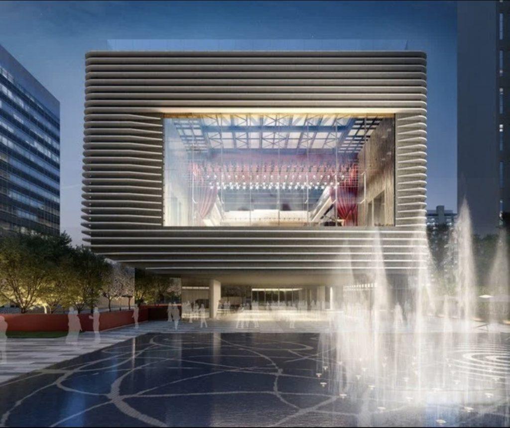 arquitetura cultural