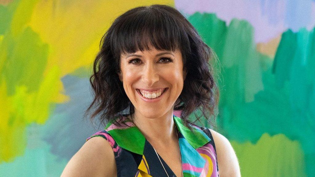 Amantha Imber, fundadora da empresa australiana Inventium.