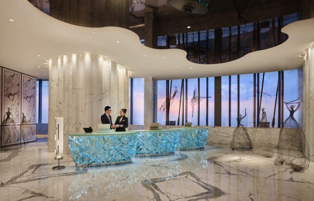 hotel em Xangai