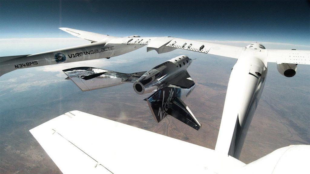 Bilionário Richard Branson planeja ir ao espaço ainda NESTA SEMANA