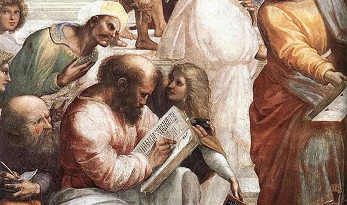 Série Grandes Matemáticos:  Pitágoras, Euclides e Arquimedes