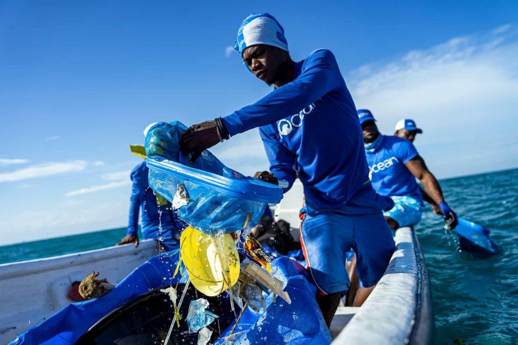 lixo oceanos