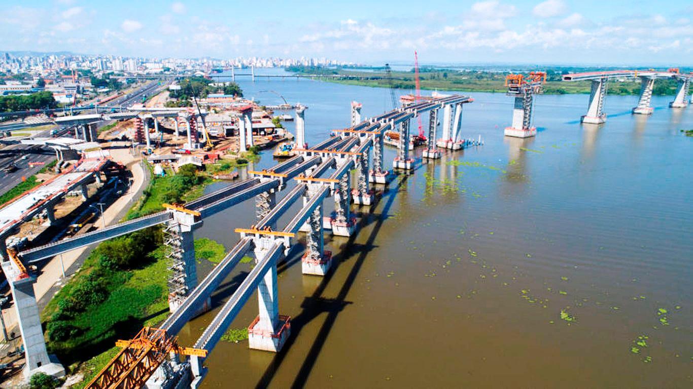 Descubra qual a importância do estudo da influência de cargas dinâmicas em pontes rodoviárias