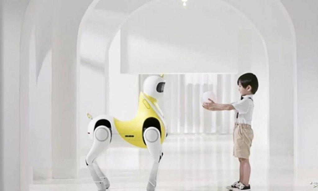 robótica para crianças