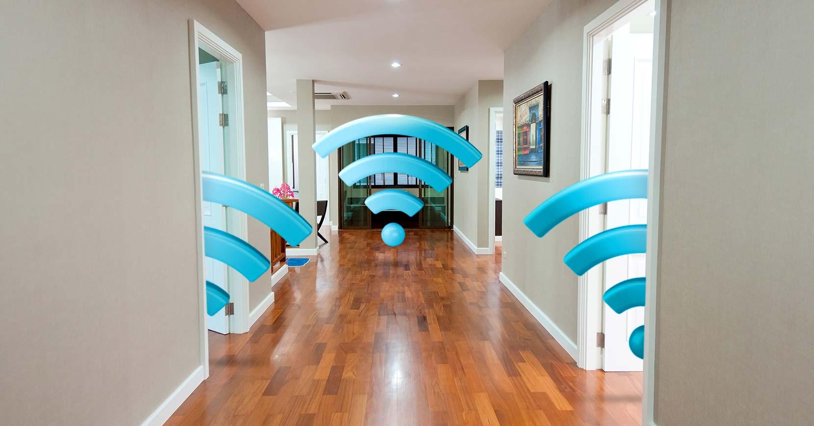 conexão wifi