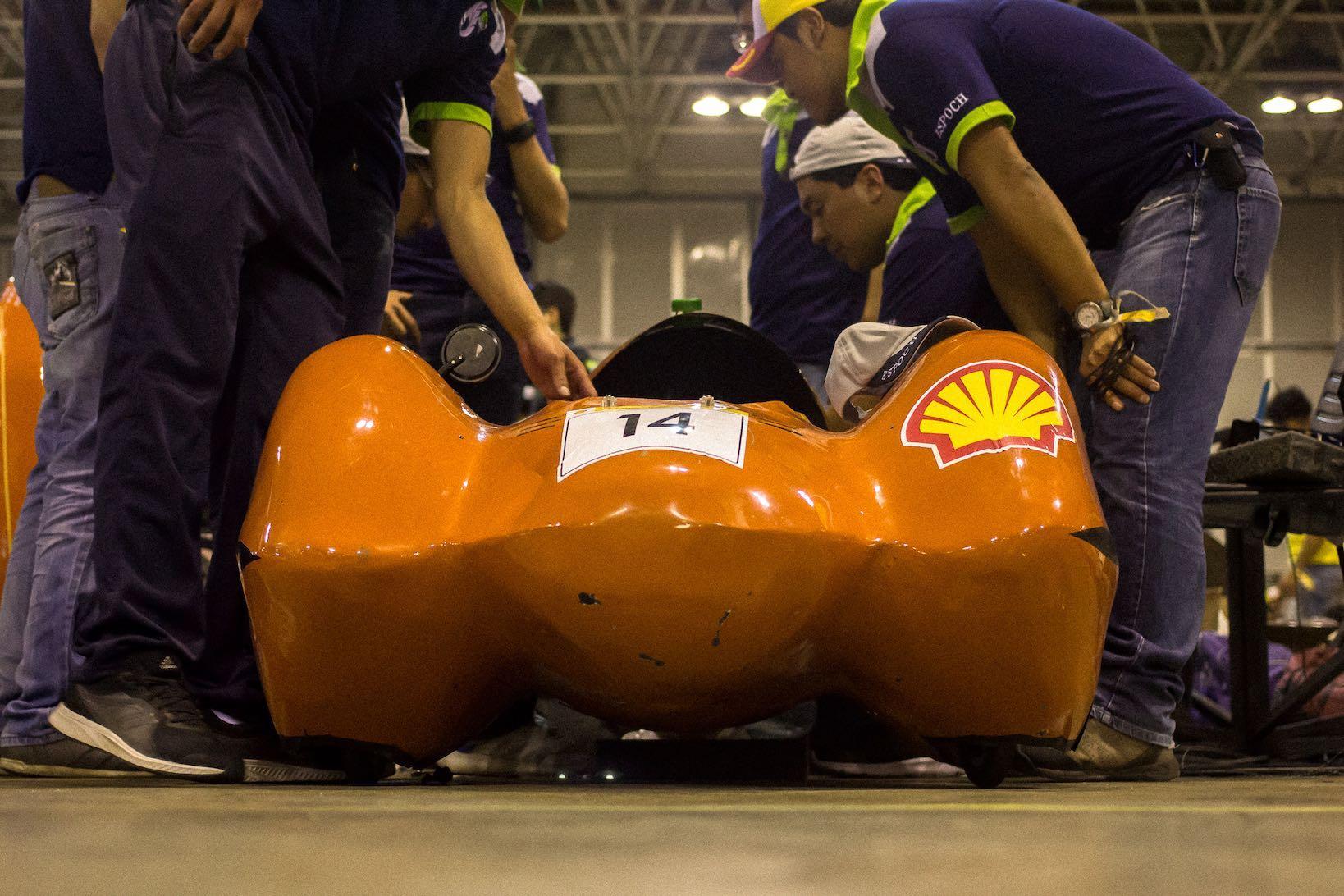 Shell Eco Marathon Brasil 2018