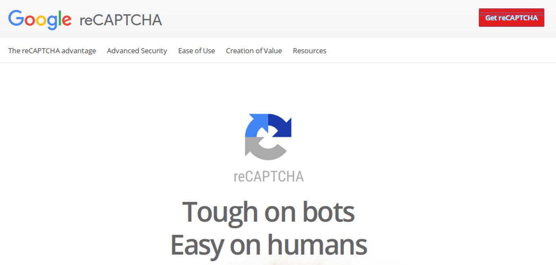 a evolução do CAPTCHA