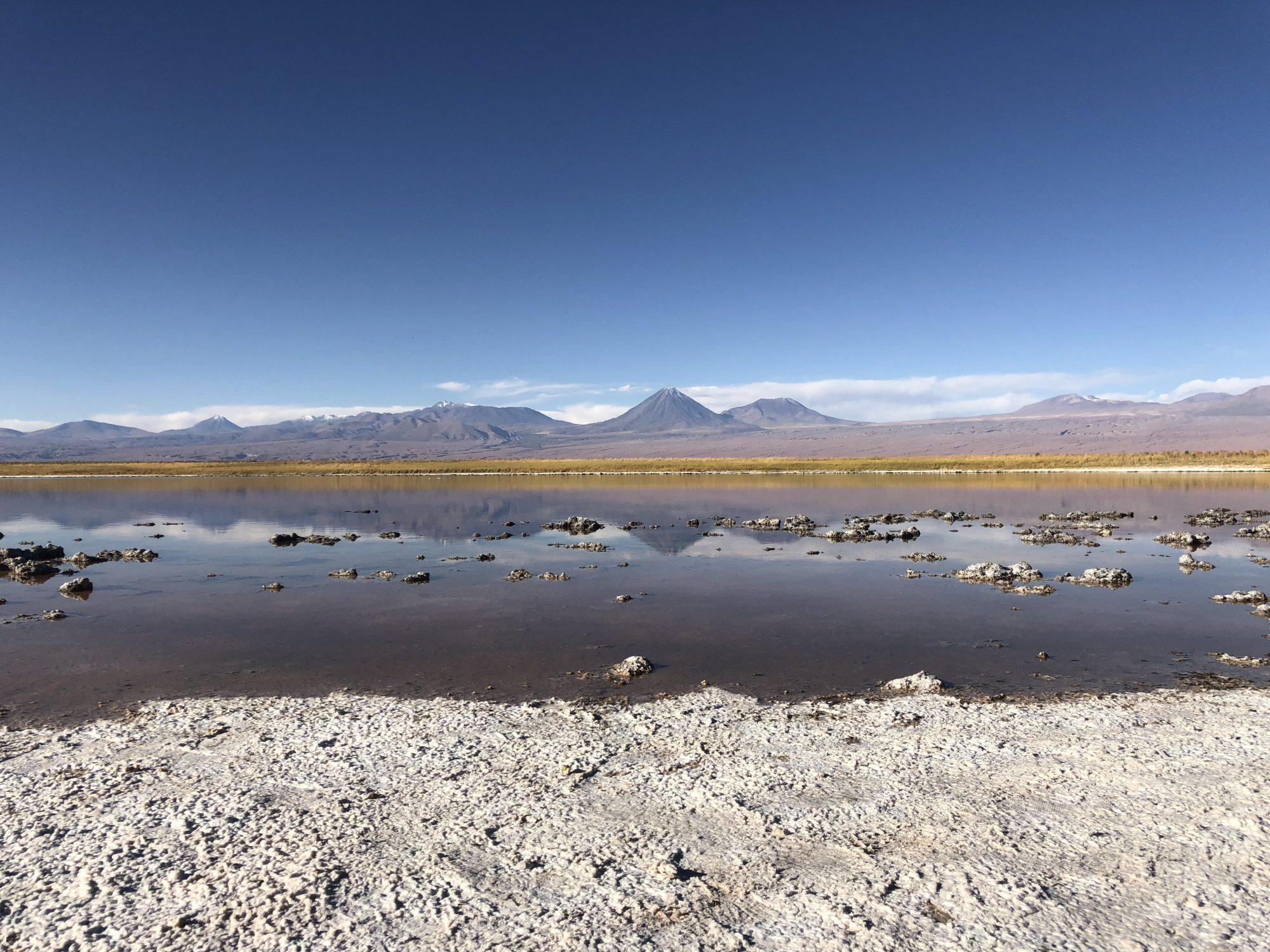 viagem para o Chile