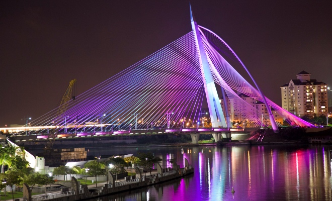 pontes incríveis espalhadas pelo mundo